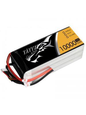 Tattu 10000MAH 22.2V 15C 6S1P HV LIPO BATTERY PACK with XT90 ANTI SPARK